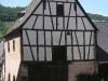 Traben-Trarbach - eenvoudig vakwerkhuis (juli 2006)