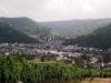 Traben-Trarbach - uitzicht (juli 2006)