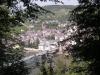 Traben-Trarbach - uitzicht op Traben (juli 2006)