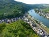 Traben-Trarbach - uitzicht (aug 2013)