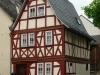 Traben-Trarbach - vakwerkhuis Traben (juni 2014)