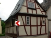 Traben-Trarbach - scheef huis (juni 2014)