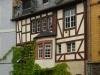 Traben-Trarbach - huis uit 1581 (juni 2014)