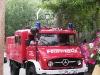 Trachtentreffen 2009 - de brandweer als laatste