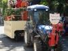 Festwagen Pippin der Kleine (Trachtentreffen 2011)