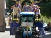 Festwagen Wehlener Sonnenuhr (Trachtentreffen 2011)