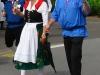 Trachtentreffen – de Ortsbürgermeister van Kröv (juli 2014)