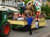 Trachtentreffen - de Festwagen Kröver Nacktarsch (juli 2014