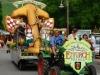 Trachtentreffen - Festwagen Enkirch (juli 2015)