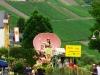 Trachtentreffen - onze Mosella en de Weinprinzessin (juli 2015)