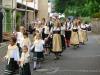 Trachtentreffen - Winzertanzgruppe Detzem (juli 2017)