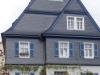 Trechtingshausen - Pfarrhaus uit 1756 met leisteengevel (okt 2017)
