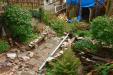 tuin of bouwplaats (okt 2013)