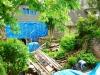 tuin en opslagplaats (mei 2013)