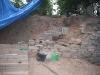 een stukje Trockenmauer (juli 2010)