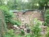 overzicht muur en trap (aug 2012)