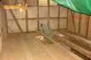 uithakken vloer (juni 2013)