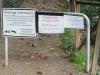 Wandeling Rheinstein 1 - Morgenbachtal afgesloten (okt 2017)