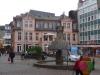 Wandeling Rheinstein 1 (na 4 uur 28 min) - de markt in Bingen (okt 2017)