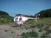 Helikopter dichtbij (juli 2006)