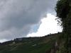 Nieuwe pad wandeling - regen op komst? (aug 2020)