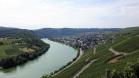 Wandeling Kövenig - vanaf boven op de heuvel (sept 2020)