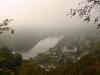 Karden Eltz na 22 min - mist (okt 2012)
