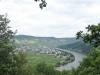Wandeling Wolf - zicht op Kröv (juni 2017)