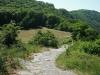 De oude toegangsweg naar het Wolfer Berg-Kloster (mei 2010)