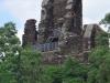 Wolfer Berg-Kloster - achterkant Kloosterruïne (juni (2017)